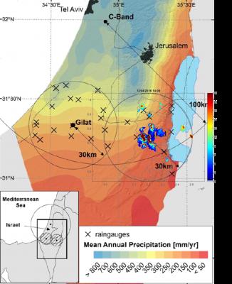 Multi-sensor precipitation